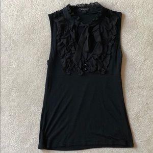 Twentyone by Forever21 black sleeveless top
